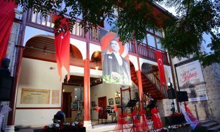 ATSO Kaleiçi Evi'nde Cumhuriyet Coşkusu