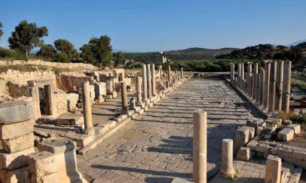 Patara Antik Kenti'nde 30'uncu yıl kazıları
