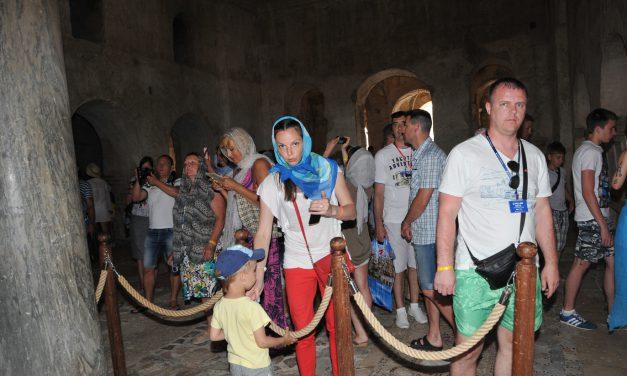 Noel Baba ve Myra'ya 6 ayda 198 bin ziyaretçi