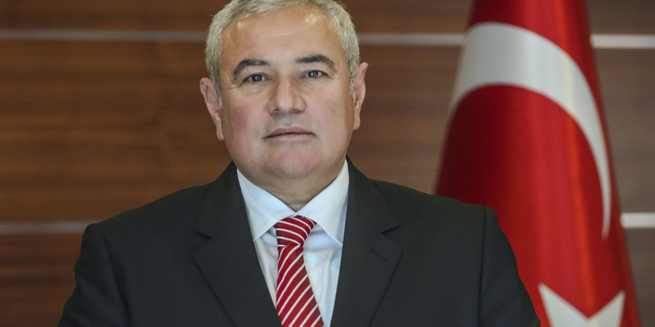 Başkan Davut Çetin;Türkiye ekonomisi ABD'nin ekonomik yaptırımlarına karşı ayakta kalacak güçtedir