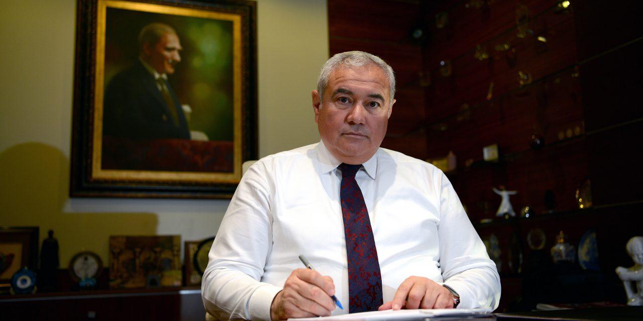 ATSO Başkanı Çetin'den Kasım Ayı Enflasyonu Değerlendirmesi