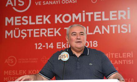"""ATSO'dan """"Antalya 4.0"""" Seferberliği"""