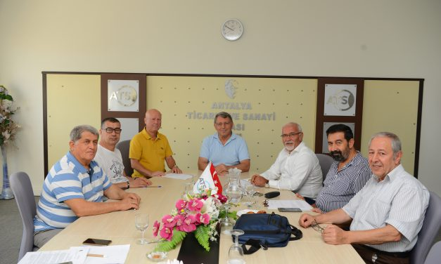 32. Grup'tan Büyükşehir Belediyesi'ne ziyaret