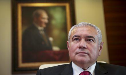 ATSO Başkanı Davut Çetin'den 10 Kasım Mesajı