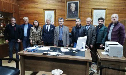 38.Grup, Antalya Mesleki ve Teknik Anadolu Lisesi'ni Ziyaret Etti