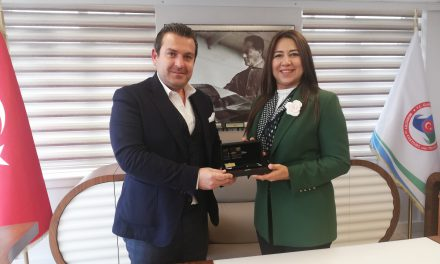 ATSO 23.Grup'tan Ticaret İl Müdürü Seval Dizerkonca'ya ziyaret