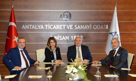 ATSO ve Makine Mühendisleri Protokol İmzaladı