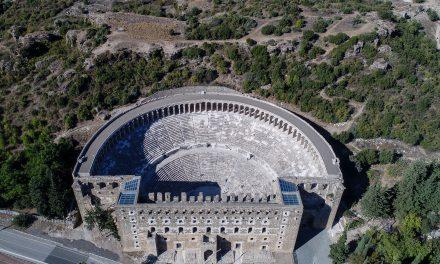 2019'un teması Aspendos