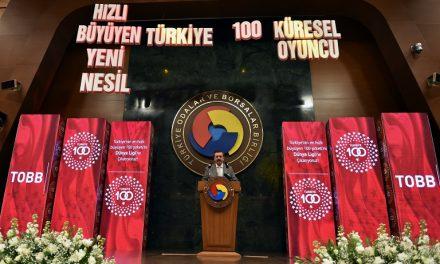 'Türkiye 100' İçin, Başvurular Başladı