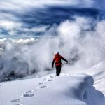 Tahtalı'da buz tırmanış rotaları belirlendi