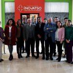 Ekonomi Muhabirleri İNOVATSO'yu Gezdi