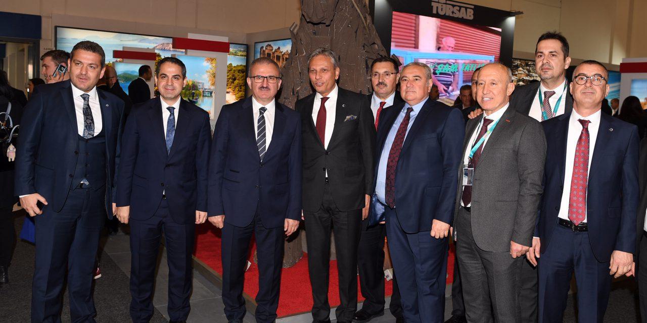 ATSO Başkanı Davut Çetin: Alman Pazarı Yükselişte