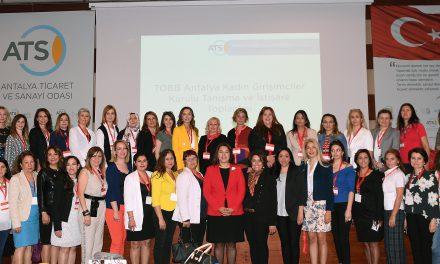 Antalya KGK çalışmalarıyla ATSO'ya güç katacak