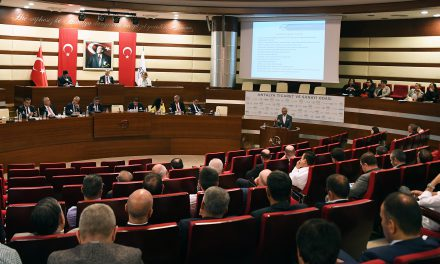 ATSO Nisan Ayı Olağan Meclis Toplantısı Yapıldı