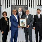 ATSO Yönetimi'nden Başkan Uysal'a ziyaret