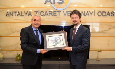 """ATSO'da """"Macaristan Ülke Günü"""""""