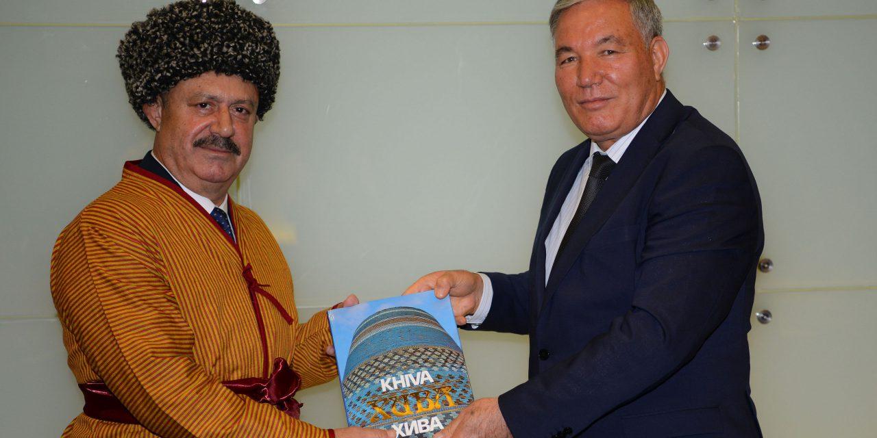 ATSO'da Özbekistan Ülke Günü'ne Yoğun İlgi