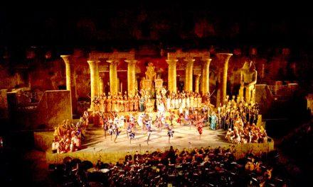 Aspendos Opera ve Bale Festivali başlıyor