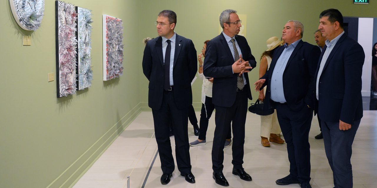 Antalya Kültür Sanat'ta 'Yeni Dünya' Tasavvurları