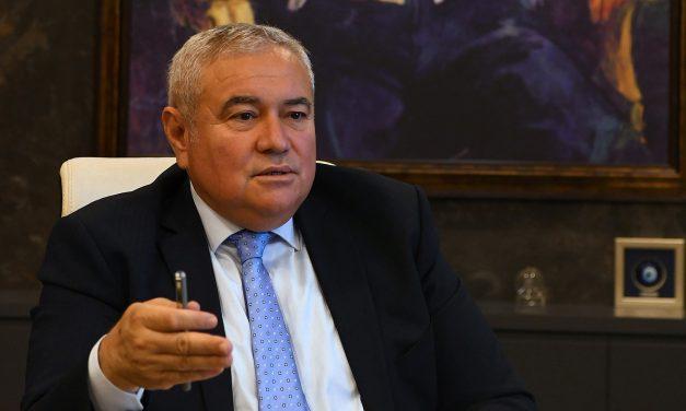 Başkan Davut Çetin'den Ağustos Ayı Enflasyon değerlendirmesi