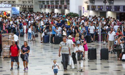 Antalya'dan rekor, 10 milyon 765 bin 946 turist geldi
