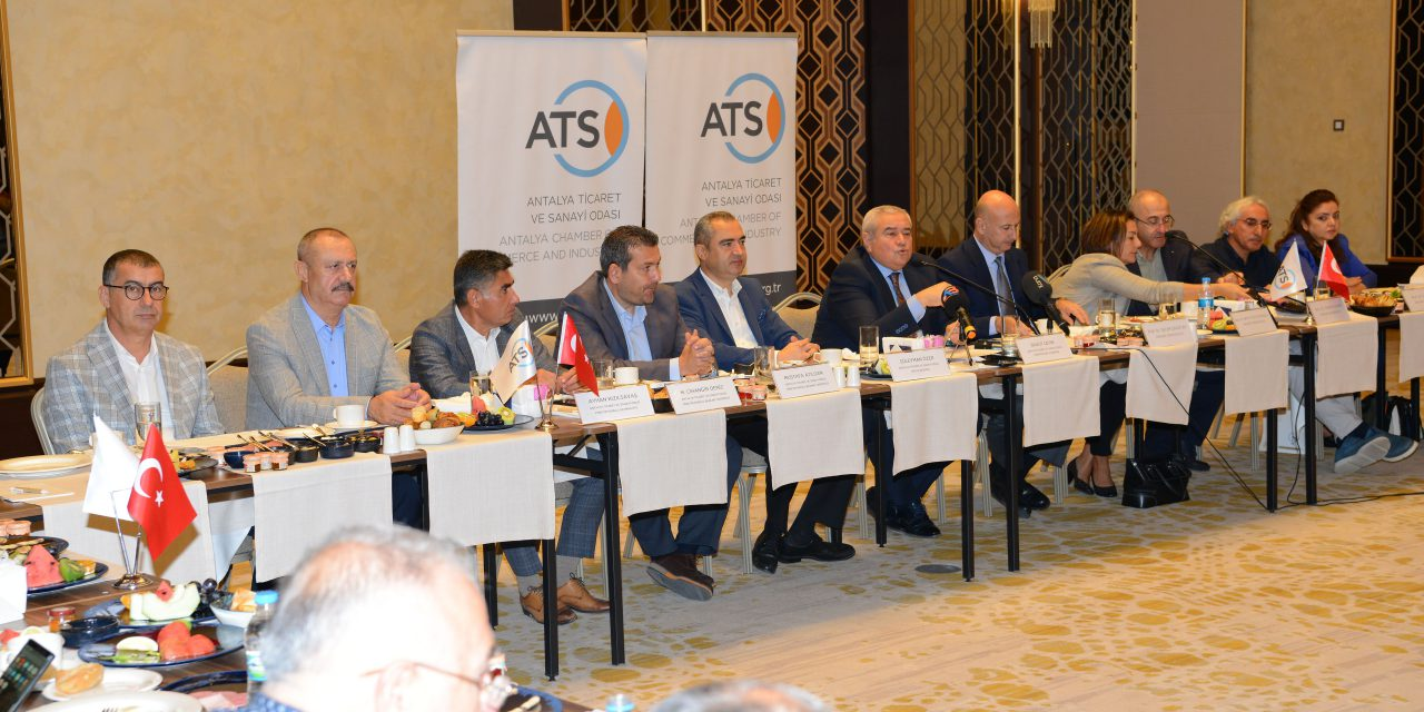 Antalya 4.0, Antalya 2023 Vizyonu Olarak Ele Alınmalıdır