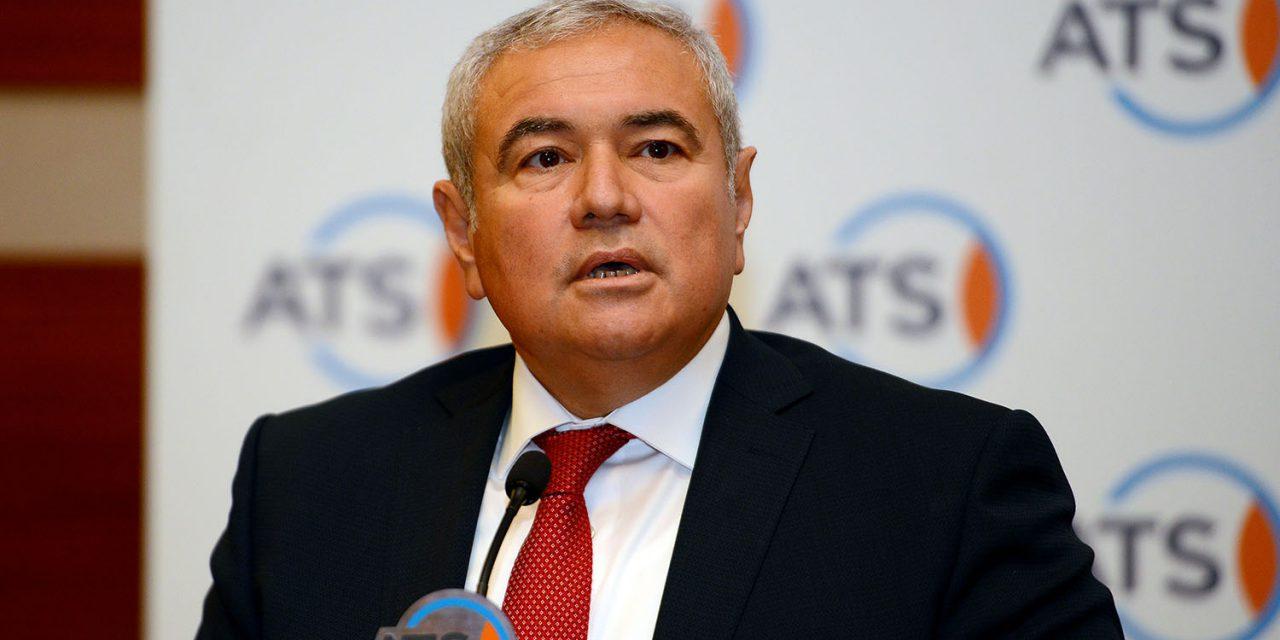 ATSO Başkanı Çetin'den Eylül Enflasyonu Değerlendirmesi
