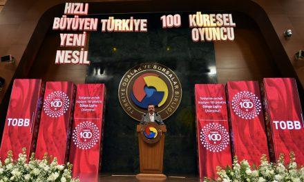 'TÜRKİYE 100' İÇİN BAŞVURULAR BAŞLADI