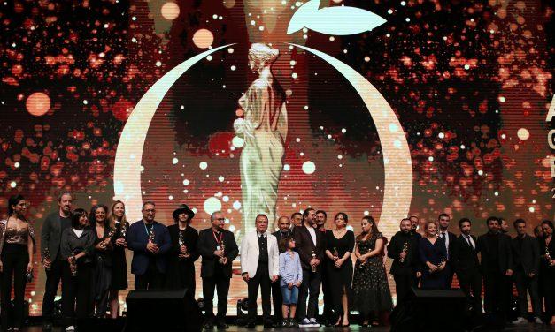 Altın Portakal'a 'Bozkır' damgası: 10 ödülle rekor kırdı